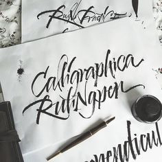 Катя @calligraphicashop починила мой рулинг ! Эта штука теперь продается у них в разных версиях.Стиль😚 #thedailytype #типографика #typography #design #designspiration #calligraphy #каллиграфия #letteringdesign #brush #brushpen #typedaily  #texture #typematters #brushtype #typegang #graffiti #calligrafia #moderncalligraphy #brushlettering #typism #goodtype #леттеринг #lettering #font #typespire #handlettering #tyxca #50words #calligraphymasters #alphabet Brush Type, Instruments, Arabic Calligraphy, Arabic Calligraphy Art, Musical Instruments, Tools