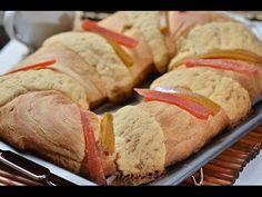 Rosca de reyes al estilo de Sonia Ortiz por Cocina al natural