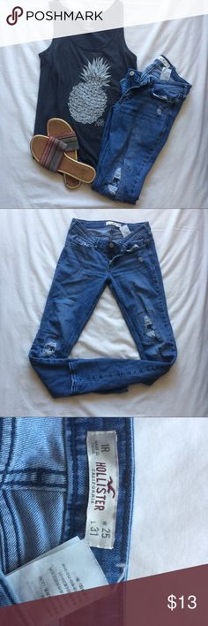 Hollister jeans Good condition Hollister Jeans Skinny