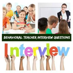 List of behavioral interview questions for teachers that explore the core teacher competencies. Be prepared for these common teacher interview questions and highlight your strengths as a teacher. Competency Based Interview Questions, Teaching Interview Questions, Situational Interview Questions, Teacher Interviews, Jobs For Teachers, Teaching Jobs, Study Tips, Education, Counseling