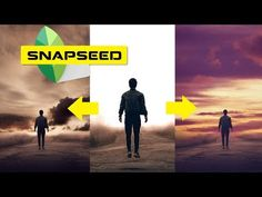 How to Blend Images and Create a Composite in snapseed Blend Images, Snapseed, Composition, Create, Youtube, Movie Posters, Photography, Photograph, Film Poster