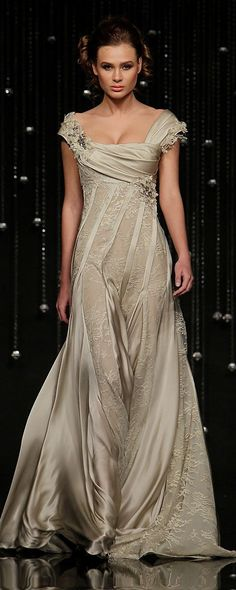 Jean Fares Spring-summer 2011 - Couture - http://www.orientpalms.com/jean-fares-2171. Jaglady