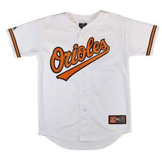 Orioles Home Team Infant Jersey