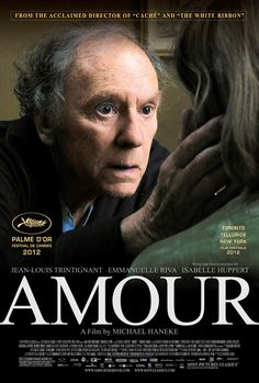 Amour - Movie Trailers - iTunes - haven't seen it yet (but it might be one I'd watch again.  We'll just have to see)