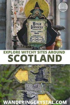 Scotland Vacation, Scotland Road Trip, Scotland Travel, Ireland Travel, Witchcraft History, Witch History, Places To Travel, Places To Go, England And Scotland