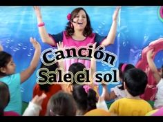 """""""Sale el sol"""" canción infantil - YouTube Youtube, Sun, Music Therapy, Nursery Rhymes, Short Stories, Activities, Party, Youtubers"""