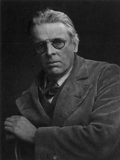 William Butler Yeats,Nobel prize for literature 1923. http://excellence-in-literature.com/british-lit/e4-resources/the-second-coming-by-william-butler-yeats