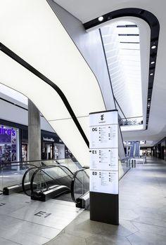 Das GERBER Stuttgart购物商场导视设计