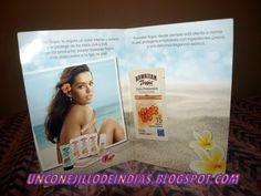 CONEJILLO DE INDIAS: HAWAIIAN TROPIC