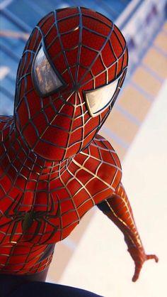 Spiderman Sam Raimi, Spiderman 2002, Spiderman Drawing, Amazing Spiderman, Marvel Comics, Marvel Comic Universe, Marvel Heroes, Marvel Avengers, Ps4