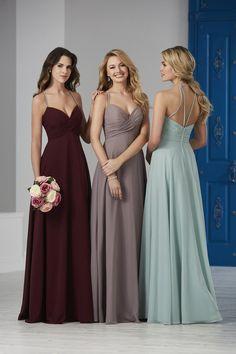 6953a61bfb02 25 Best Bronze bridesmaid dresses images | Dress wedding, Dream ...