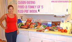 A Daily Dose of Del Signore: Clean Eating Meal Plan #3