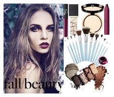 """""""Fall Beauty Routine"""" by coppin-s ❤ liked on Polyvore featuring beauty, NARS Cosmetics, Giorgio Armani and tarte"""