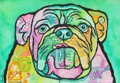 Watercolor..then doodle!