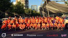 Con rutas de hasta 25k despedimos a nuestros socios que correrán en los Maratones de Tokio y Pretoria. Éxito!!! Gracias a nuestros auspiciadores #RoadRunnersChile  @volvocarscl @gatoradechile  #Calorub  @lipicechile #Prozone