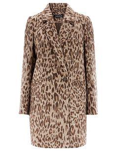 Leopard print coat, £85,Warehouse   - Cosmopolitan.co.uk