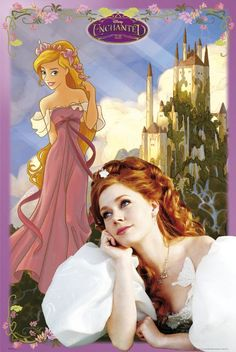 Enchanted is the happiest movie ever made. <3