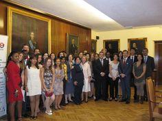 Sala de Juntas de la Facultad de Derecho de la Universidad Complutense de Madrid