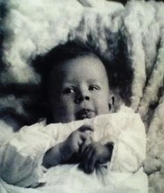 Ronald Reagan As A Baby