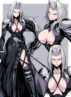Evil Smile, For The Horde, Final Fantasy Ix, V Video, Night Elf, Game Character Design, Very Long Hair, Cloud Strife, Old Art