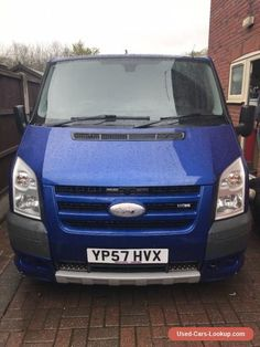 0543c9987f603b Car for Sale  Ford transit sport