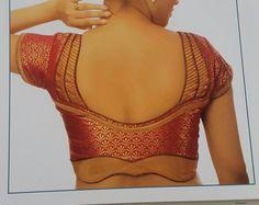 Patch Work Blouse Designs, Simple Blouse Designs, Blouse Back Neck Designs, Stylish Blouse Design, Bridal Blouse Designs, Kalamkari Blouse Designs, Saree Blouse Designs, Designer Blouse Patterns, Blouse Models