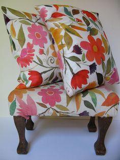 Kim Parker Home Silk Pillow Collection