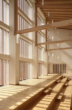 képek: Gödöllői Szentháromság Templom Timber Architecture, Sacred Architecture, Concept Architecture, Sustainable Architecture, Residential Architecture, Contemporary Architecture, Architecture Details, Pavilion Architecture, Landscape Architecture