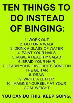 I need to post this somewhere where I can see it. Like inside the fridge! from Lisa-Marie at Bodyrock.tv