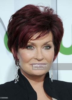 Sharon Osbourne arrives at the CBS, The CW, Showtime Summer Press Tour Party held at The Tent on July 28, 2010 in Beverly Hills, California.