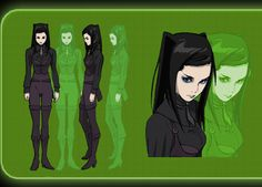 Next years Cosplay project.    Re-l Mayer from Ergo Proxy