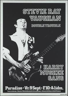 Vaughan, Stevie Ray.