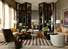 Screens: South Shore Decorating Blog: 50 Favorites for Friday (#147) - All Modern Rooms