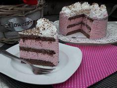 Erdei gyümölcsös mascarpones torta gluténmentesen Cake, Ethnic Recipes, Food, Mascarpone, Food Cakes, Eten, Cakes, Tart, Cookies