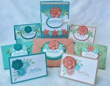 Secret Garden Box Envelopes & Cards Stamp Class