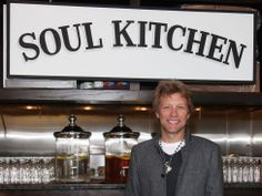 "Jon Bon Jovi's ""Soul Kitchen"" in New Jersey.  Have to go to link to watch video...."