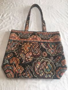 750175665 Vera Bradley Tote Bag. Used Great Shape #fashion #clothing #shoes  #accessories