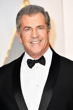 Mel Gibson 2017 Oscars: Red Carpet