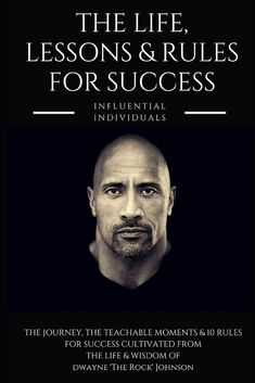 Dwayne 'the Rock' Johnson: The Life, Lessons & Rules for Success Send best books to prison inmates. Sureshotbooks offers you wide collection of books, magazines and newspapers from all states to send for inmates. Dwayne Johnson Quotes, The Rock Dwayne Johnson, Rock Johnson, Dwayne The Rock, The Rock Says, Prison Inmates, Best Comments, Reading Rainbow, The Life