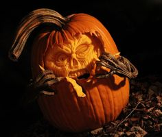 2014 Pumpkin Carving Contest | thisoldhouse.com