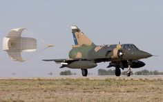 Chile Air Force , Dassault (SABCA) Mirage 5MA Elkan