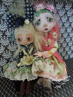 Art Dolls Imaginary Friends