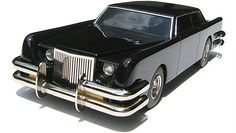 "Lincoln Continental Mk III '71- ""The Car"" 1977"