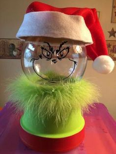 Here are some Grinch party ideas that you'll want to steal this Christmas. There are over 50 ideas for food, drinks, decorations, games and crafts. Grinch Christmas Decorations, Grinch Christmas Party, Christmas Holidays, Christmas Ornaments, Grinch Party, Christmas On A Budget, Christmas Christmas, Christmas Ideas, Homemade Christmas