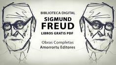 ¡Pasa la voz! Compartimos una biblioteca digital gratuita con todas las obras completas de Sigmund Freud - Editorial Amorrortu en formato PDF.