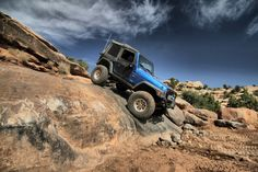 Out Jeeping in Moab. #jeep #jeeping #offroad #offroading #wheeling #desert #moab