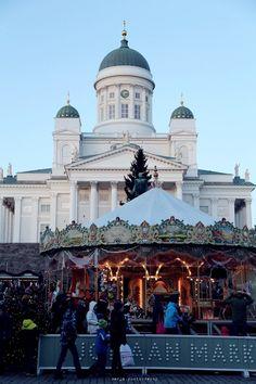 Tuomaan markkinat, Helsinki, Finland
