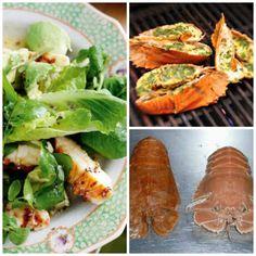 MORETON BAY BUGS - SUMMER FOOD AT IT'S FRESH BEST! http://en.wikipedia.org/wiki/Thenus