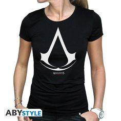 ASSASSIN'S CREED T-shirt Assassin's Creed Logo femme