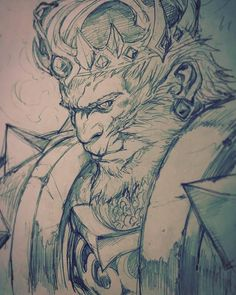 how to draw cats Character Sketches, Art Sketches, Character Art, Art Drawings, Character Design, Reference Manga, King Drawing, Face Sketch, Monkey King